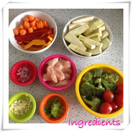all ingredients
