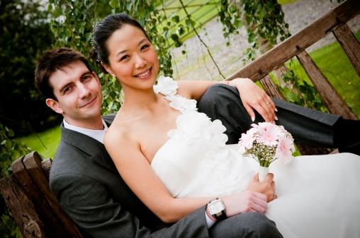 Yolande and Daniel Wedding - July 2011