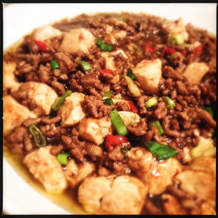 mapo tofu | Chronicles of Yoyo