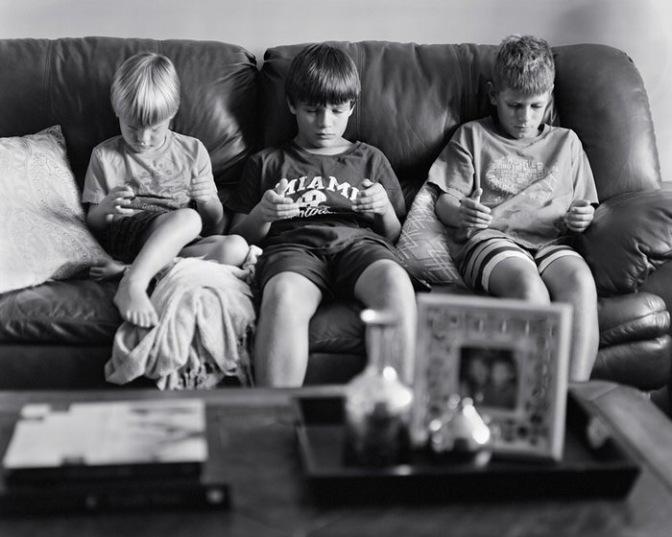 The Screen Time Debate (among parents)