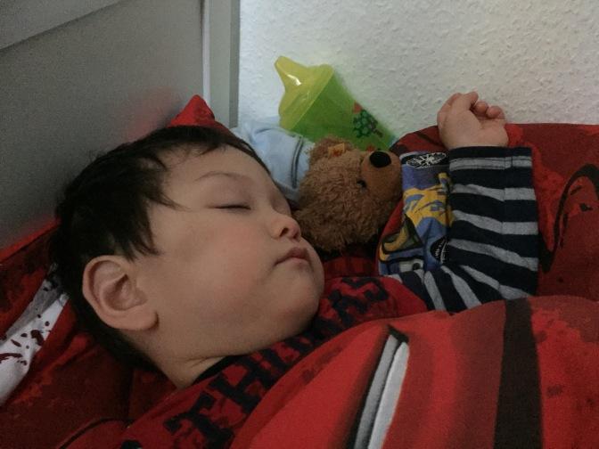 Sleep Baby, Sleep (for goodness sake!)