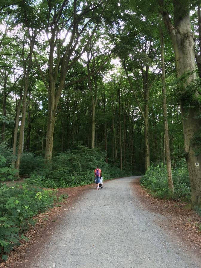 Goetheturm, Waldspielpark