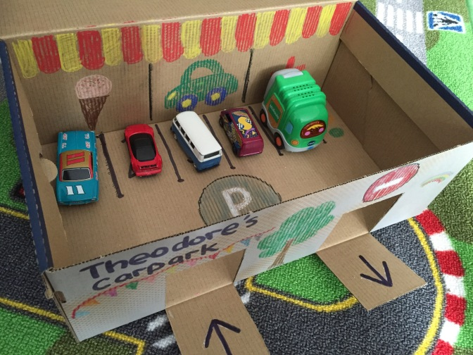 Shoebox Craft – Carpark