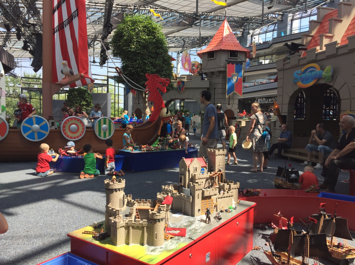 Playmobil Fun Park Nürnberg